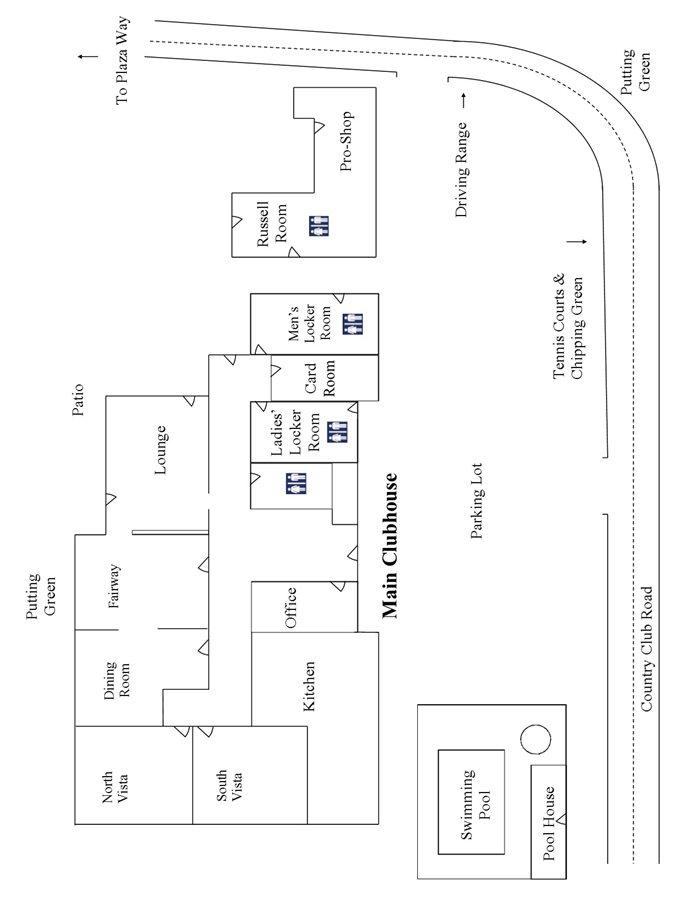 Walla walla country club walla walla wa clubhouse for Clubhouse floor plans